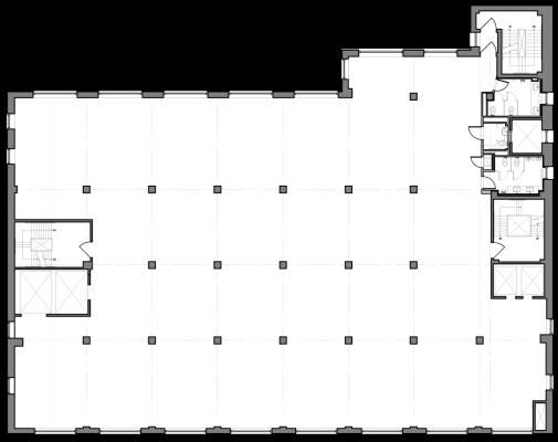 Floor Plan of 9th Floor