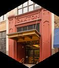Caxton Building lobby entrance